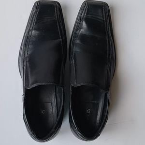 Men's Black Dress Shoes Slip on APT.9 9.5